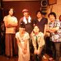 釧路の夜も終わりました。HOBOさんありがとう!