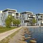 Aktuelle Visualisierung des Projektes Pier4.  Projektentwicklung Firma Freundlieb Dortmund.