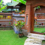 Balinese style 3 bedroom villa for sale located in West Bali at just 100 meters from the ocean with easy beach access.
