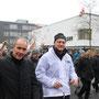 Demo in Vorarlberg 12.12.13
