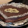 Un gâteau surprise pour leur petite fille à venir