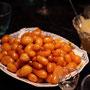 les brunne kartofler, pommes de terre caramélisées (attention calories !)
