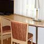 Möbel und Zimmer im Hotel Kramerwirt Irschenberg