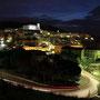 Panorama della città, scendendo da via Aldo Moro