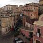 Via S.Francesco, via Roma e via XXIV Maggo
