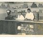 1955-La Provvida, in via Luigi Palma, 50. Nella foto Pasquale Vivacqua e il ragazzo Leonardo Beltempo