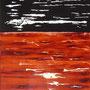 Andockmanöver  2008, Acryl auf Leinwand 60x80 cm