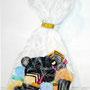 Lakritz  2003, Buntstift auf Papier 28x36 cm