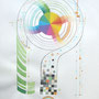 Noch Fragen, 2008, Gouache auf Papier, 60x80cm