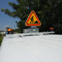 Triangle de signalisation Eas Automobiles