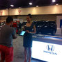 Product Specialist for Honda 2012-2017 (Ft Lauderdale Auto Show April 2013)