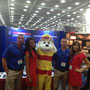 Firehouse Expo in Baltimore July 2012: Introduced attendees to new app, designed for first responders to document health changes due to working conditions.