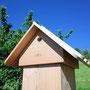 nouvelle ruche refuge pour jardin
