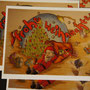"""Postkarte """"Weihnachten 2011"""""""