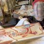 """""""Allerart""""...Ölfarbe auf Leinwand 2021 (30 cm x 90 cm)  verkauft"""