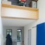 Wohn- und Geschäftshaus - Innenraum Büro
