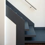 Wohn- und Geschäftshaus - Stahltreppe