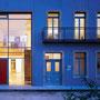 Wohn- und Geschäftshaus - Fassadenausschnitt