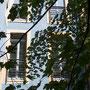Wohn- und Geschäftshaus - Ausschnitt Südfassade