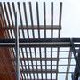 Wohn- und Geschäftshaus - Holzlamellen
