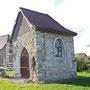 Août 2011 - Chapelle Sainte Catherine en cours de restauration