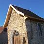 Janvier 2012 - Chapelle Sainte Catherine en cours de restauration