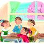 (株)学校図書 道徳3年