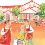 ベネッセ 介護付き有料老人ホーム「くらら稲田提」パンフレット