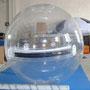waterball trasparente