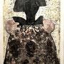 Acusation ,gravure en relief 100 x 70 cm ,(10 tirage) 2008