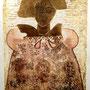 Acusation ,gravure en relief  100 x 70 cm 10 tirage,20O8