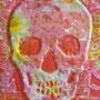 Tierno , technique mixte sur papier 460 g (gravure) ,35 x 27  cm  2012 (3)