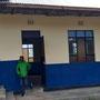 Der vierte Klassenraum an der Sanya Hoye Primary School ist fertig, November 2019