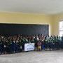 Sanya Hoye Primary School,  Januar 2018