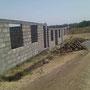 "Aktueller Baustand der ""Sanya Hoye Primary School"" (September 2015)"