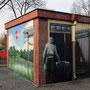 Wandmotive in Szene gesetzt Landschaftsbilder für Wanderer Karower Teiche