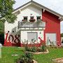 Fassadengraffiti Fassadenkünstler