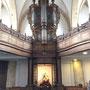 Orgelempore, um 1720