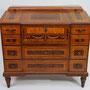 Schreibkommode, 1790-1800