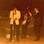 The Twangies 1962 on stage met Woutje Janse als zanger.