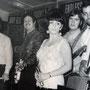 DANNY & his FAVOURITES 1968 vlnr: Bram Starre - Ton van Os - Mariska Veres - Danny Prijs - Ronnie Lamster