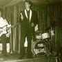 THE VALIANTS in de MOONLITE BAR, HANAU 1963 (fotocollectie: Teddy Grey)