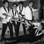 THE VALIANTS - foto La Gaite1962