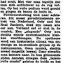 Krantenknipsels uit 1960. Teenager Show in Alkmaar. Zeer negatieve pers!  .....dit meest geruchtmakend orkest van Nederland, deed zijn naam alle eer aan.......