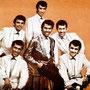 The Tielman Brothers 1963-1964