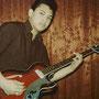 Ronny Neyndorff met Framus gitaar