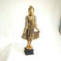 B40G, weiß-gold, Steine gold, Höhe: 115cm, Euro 320,00