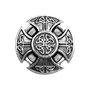 Zierniete Kreuz klein: ab 25mm Breite 22x22 mm 3,60 Euro
