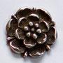 Zierniete Rose  25 mm ,ab 25 mm Breite  4,40 Euro je Stück