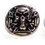 Zierniete Skullkreuz  ab 30mm Breite28x28 mm 4,30 Euro je Stück